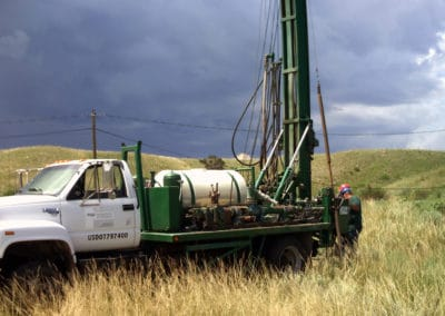 Field Drilling
