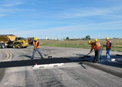 Runway Rehabilitation