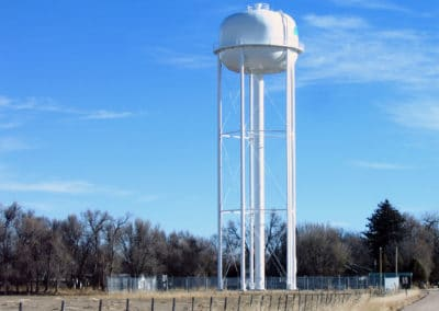 Public Water Tower