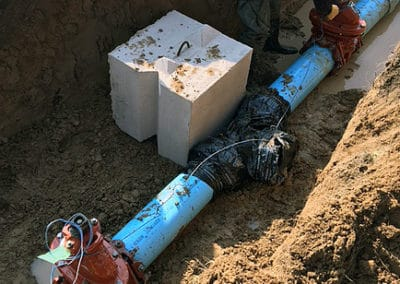 Water System Construction